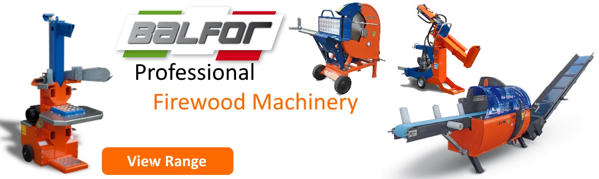 Balfor Firewood Machinery