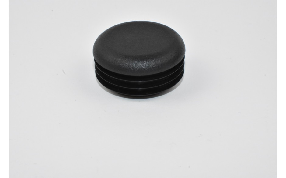 Black Plastic End Cap