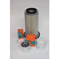 Filter Service Kit For Non Turbo Timberwolf Machines 150/190/230.