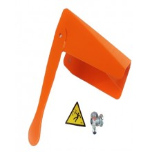 Discharge Bucket Kit -  Pointed Type