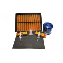 Honda GX630 Service Kit - With Square Air Filter