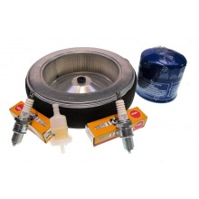 Honda GX620 Service Kit - With Round Air Filter