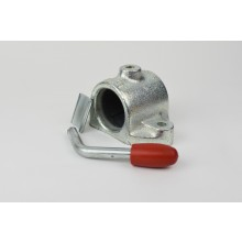 Bracket Clamp 48mm Cast - Jockey Wheel